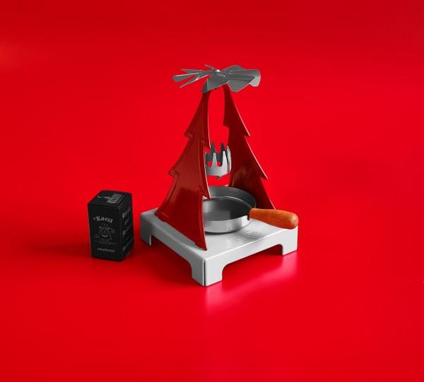 Räucherkerzen-Pyramide
