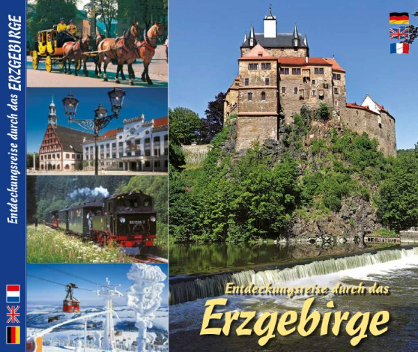 """Bildband """"ERZGEBIRGE-Entdeckungsreise"""""""