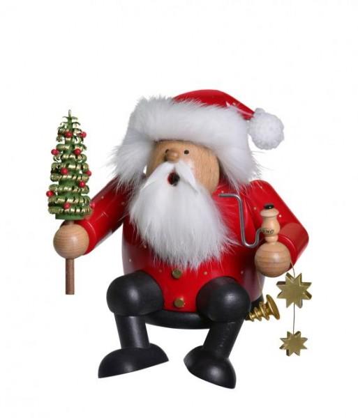 """Räuchermann Kantenhocker """"Weihnachtsmann"""" 16cm"""
