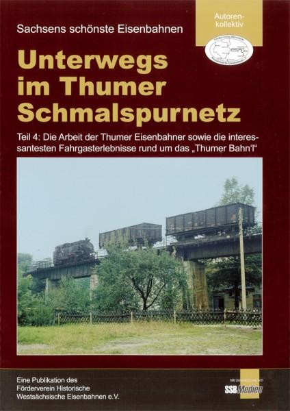 """Teil 4: Broschüre """"Unterwegs im Thumer Schmalspurnetz"""""""