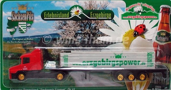 Mini - Truck SachsenPils