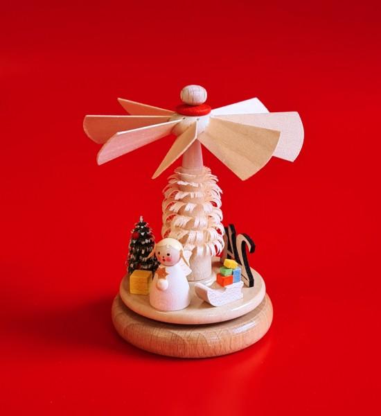 "Miniatur Wärmespiel ""Bald kommt das Christkind"""