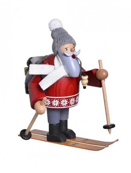 "Räuchermann ""Ski Wanderer"" 19cm"