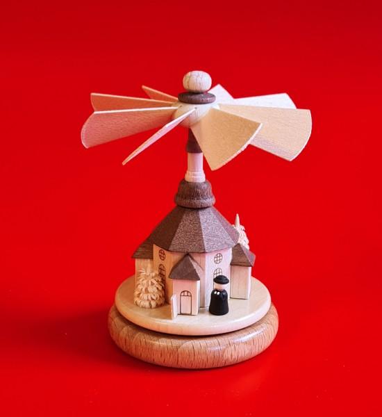 "Miniatur Wärmespiel ""Seiffner Kirche"""