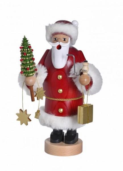 Räuchermann Weihnachtsmann, 22 cm
