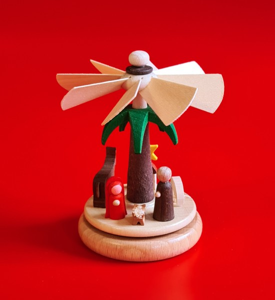 "Miniatur Wärmespiel ""Christi Geburt"""
