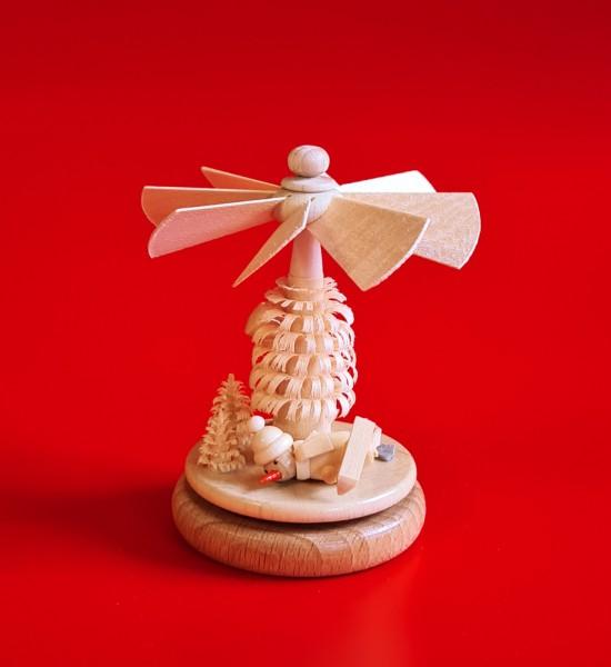 """Miniatur Wärmespiel """"Lustige Schneemänner 2"""""""