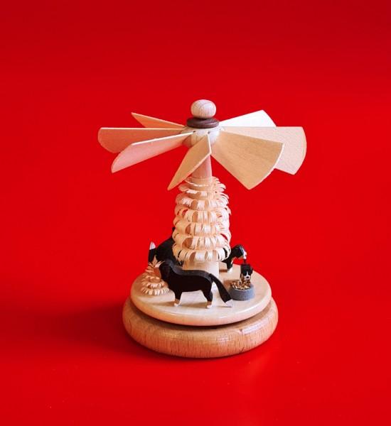 "Miniatur Wärmespiel ""Berner Sennenhunde"""