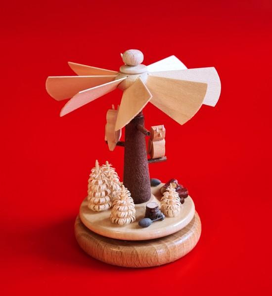 "Miniatur Wärmespiel ""Eulen im Wald"""