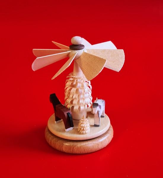 "Miniatur Wärmespiel ""Pferde"""