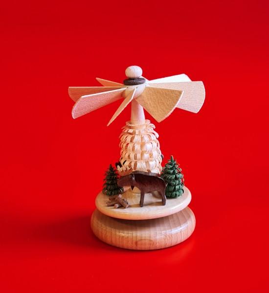 """Miniatur Wärmespiel """"Elche"""""""