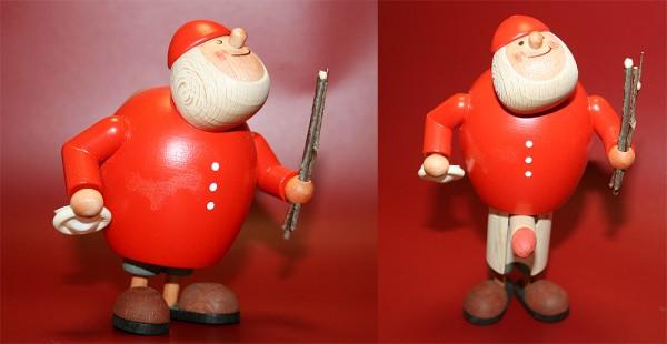 """Scherzartikel """"Penius"""" - Weihnachtsmann"""